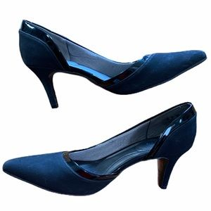 Lifestride Wide Width Comfort Point Toe Heel